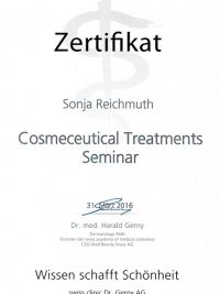 Cosmeceutical Treatments Seminar